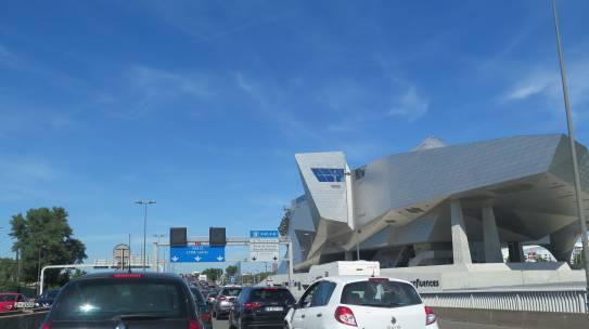 Expérimentation d'un dispositif de covoiturage dynamique pour l'accès à l'agglomération lyonnaise