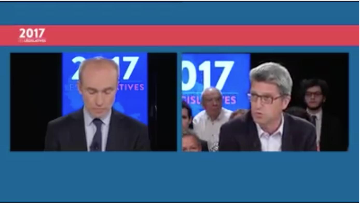 [Vidéo] Débat télévisé sur TLM