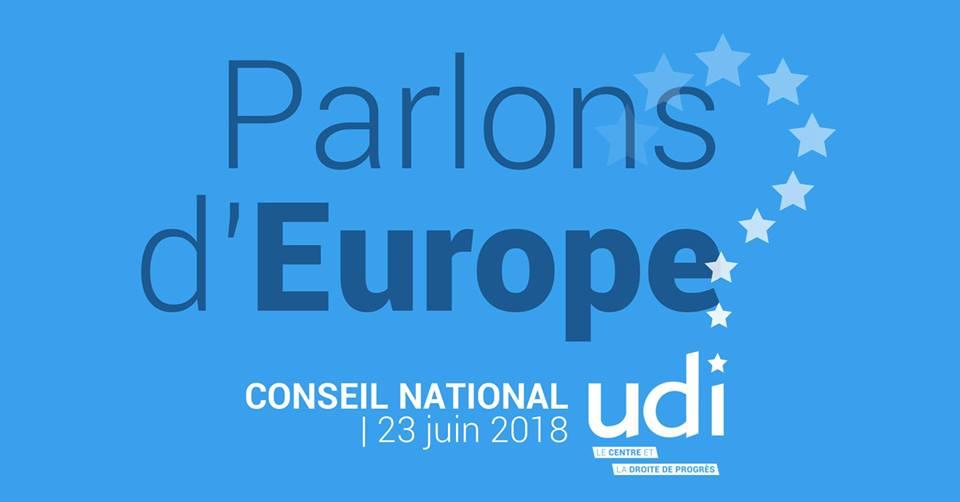 Ma réaction suite à l'intervention d'Emmanuel Macron devant le Parlement Européen à Strasbourg